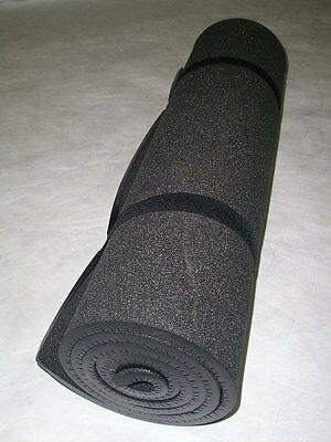 Firm Ultralight Backpacking Camping Foam Sleeping Pad Exercise Mat -- Large