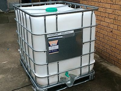 1000 Litre IBC Water Tanks Excellent Condition Ready to Use