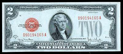 1928 G $2 United States Note ~~ Uncirculated