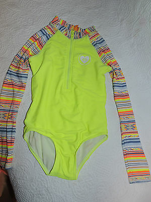 RIP CURL Girl's bathers  Size 4 to 5