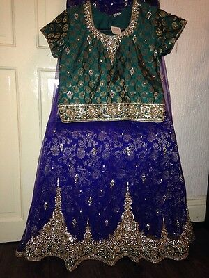3 Piece Lehnga New With Tags
