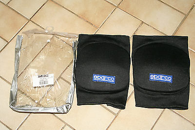 Genouilleres Tbe Used Knee Protection Vgc Taille Universel Universal Size Sparco