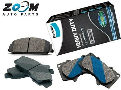 BENDIX HEAVY DUTY FRONT brake pads for Holden HSV Standard 2006-now DB1937HD