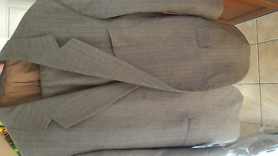 Vintage retro 60s authentic suit and pants Tailored great for costume or dressup