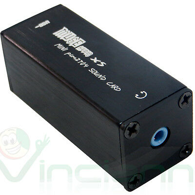 MUSE X5 PCM2704 DAC USB convertitore digitale analogico amplificatore cuffie