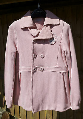 Pampolina Girl's Spring - Summer, Autumn Coat, Size EU 140 / UK 9 -10 years