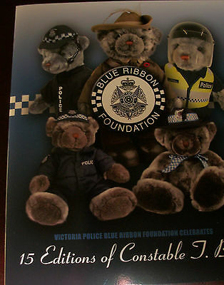 Constable T. Bear 15 Editions Blue Ribbon Foundation