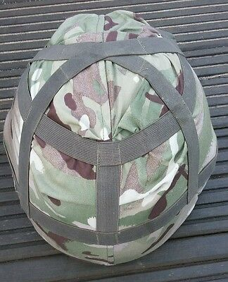 British army mk6 helmet  with mtp cover