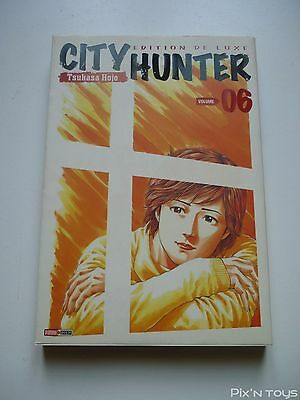 Manga Nicky Larson City Hunter Edition de Luxe Tome 6 / Panini Manga
