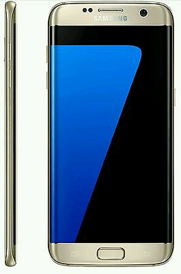"Original Samsung S7 Edge G935 Dummy Phone gold-platinum  ""NEU"""
