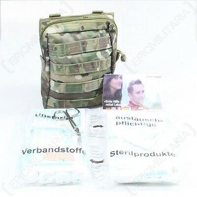 43 PIECE FIRST AID KIT - Multitarn - Emergency Medical Travel Hiking Camping