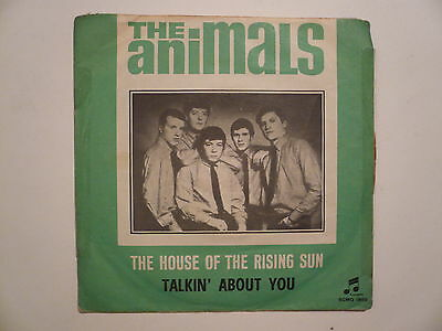 45 giri - Vinile - The Animals - The House of The Rising Sun - Talkin About You