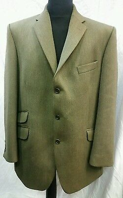 """Mens Magee Tweed Hacking / Riding Jacket Size 48"""" Chest Approx"""