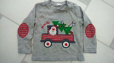 Christmas Long Sleeve Top Baby Boy / Girls 12-18 mths M&Co