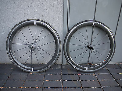 HED Bontrager Aoelus 5.0 Carbon LRS 50 mm SRAM / Shimano 10-fach