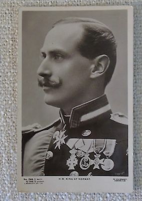 King of Norway, Beagles postcard