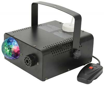 Qtx 160.475 Adjustable Mounting QTFX 450 Fog Machine with Mini LED Fireball