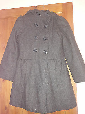 Gorgeous M&S Winter Coat with Hood - 8 years
