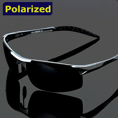 Polarized Men's Sunglasses Car Driving Fishing Sunglasses Outdoor Sports Glasses