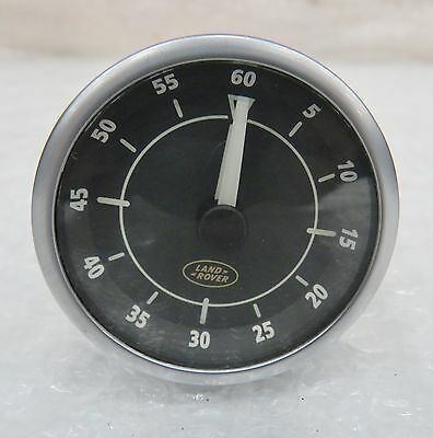 Original Land Range Rover L322 III Vogue Borduhr Uhr 6901785