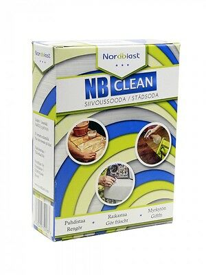 NB Clean cleaning soda 6 x 500g (total 3 kg)
