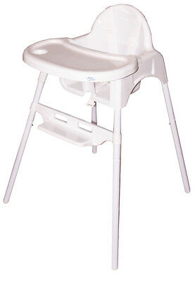 Bebe Style Classic 2in1 Highchair Baby Childs Kids Feeding High Chair Seat Ikea