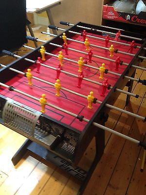 Rapid Fire Table Football set in great condition