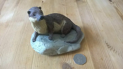 Otter,resin Figure