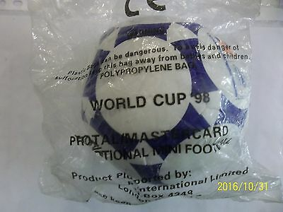 Promotional World Cup 1998  Toy Plastic Football