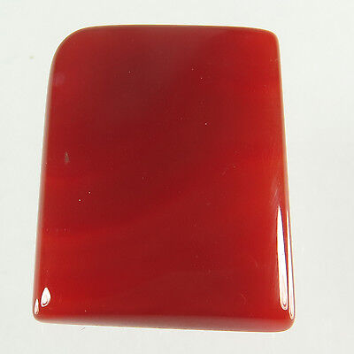 Gorgeous Natural 24x18 mm CARNELIAN Fancy Cabochon Gemstone 28.00 Cts Supplier