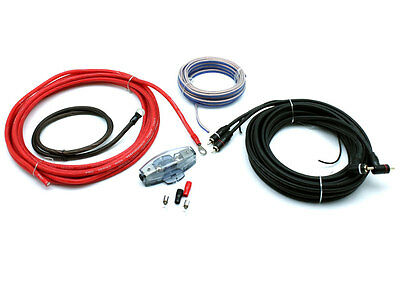 C2 PRO 8 Audio In Car Cable Lead for Amplifier Equaliser