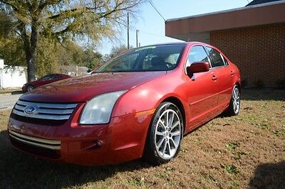 2008 Ford Fusion  Ford Fusion