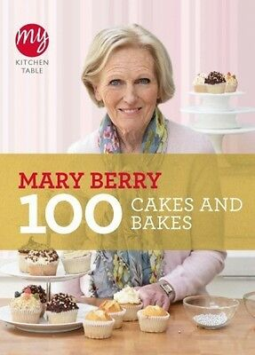 Mary Berry My Kitchen Table 100 Cakes And Bakes Home Cook Baking Book Paperback