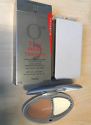 Givenchy Teint Miroir Compact / fond de teint poudre N°10 - Collector