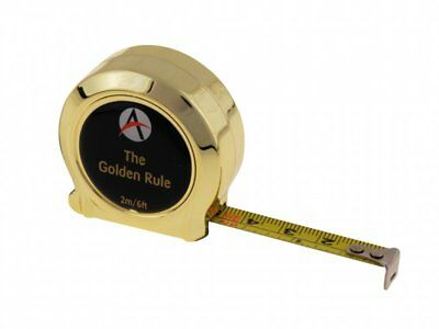 Advent Golden Rule Tape 2m / 6ft (Blade 10mm)