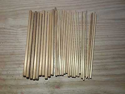 SARKANDA REED FOR FLOAT MAKING 2mm. to 5mm. diameter 30 x 15cm. to 16cm. lengths
