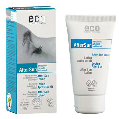 eco cosmetics: After Sun Lotion