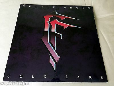 Celtic Frost Cold Lake LP VINYL New and Never Opened. First Edition from Germany