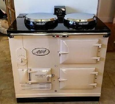 Aga Cooker - Fully Refurbished Two Oven Traditional Style 13 amp Electric
