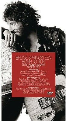 Bruce Springsteen - Born to Run [New CD] With DVD, Anniversary Edition, Rmst, Re