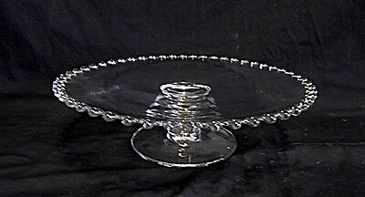 NICE Imperial Candlewick Cake Stand