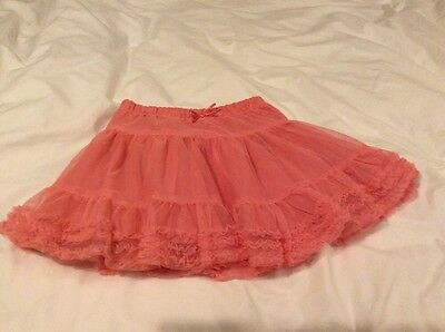 Pink girls tutu age 3-4 by H&M fancy dress or dancing outfit