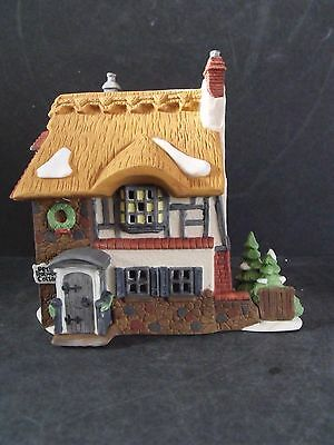 """Dept 56 Dicken's Village """"betsy Trotwood's Cottage"""" - #55506 - New In Box"""