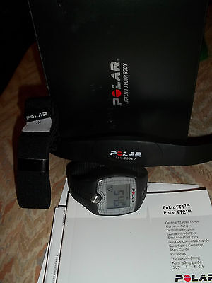 Polar FT1 Heart Rate Monitor & Sports Watch