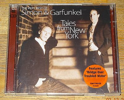 Simon and Garfunkel - Tales From New York, The Very Best Of (2CD)