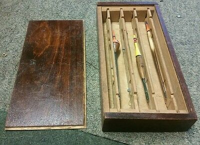 Vintage Float Tackle Box And Winders