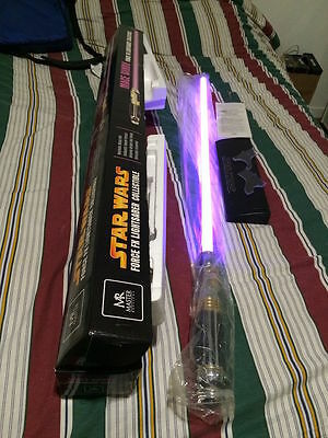 Mace Windu lightsaber sabre laser master replica collectible