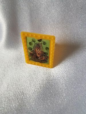 Vintage Count Chocula Plastic Flicker Ring Excellent Condition
