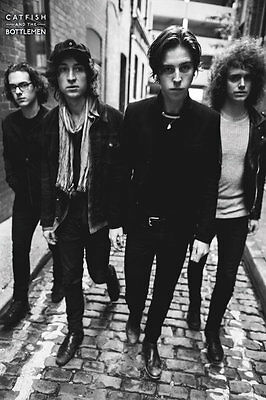 Catfish and the Bottlemen Poster - Band - New Music poster LP2088