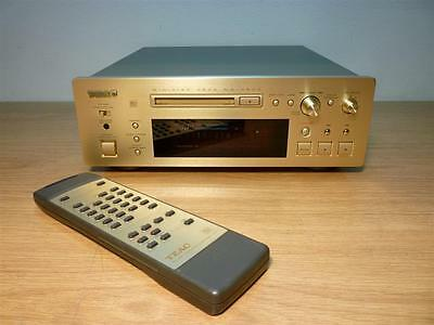 Teac MD-H500 Minidisc  Player Recorder + Remote